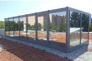 Hitzeschutz Fensterfolien