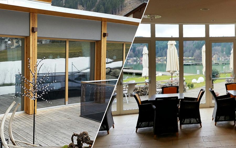 Blendschutzfolie und Sonnenschutzfolie für Fenster 5