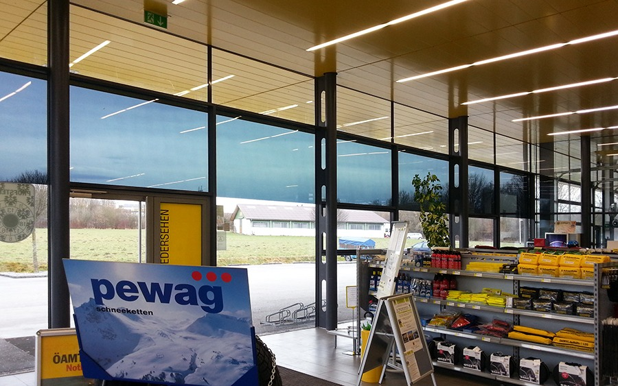 Blendschutzfolie und Sonnenschutzfolie für Fenster 4