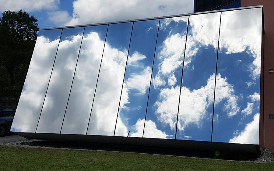 Blendschutzfolie und Sonnenschutzfolie für Fenster 2