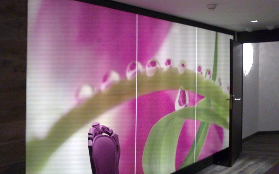 Dekorfolie für Fenster und Glasflächen 4