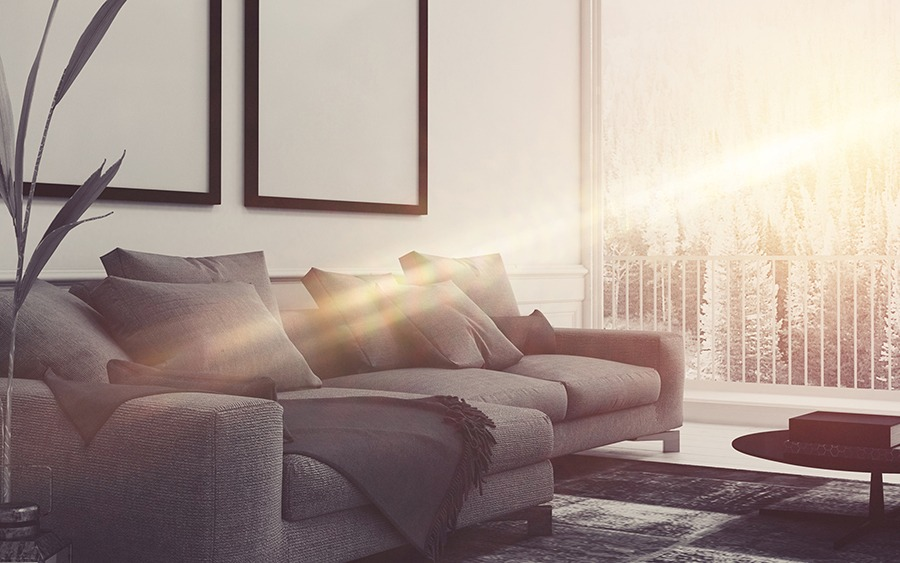 UV-Schutz Fensterfolien